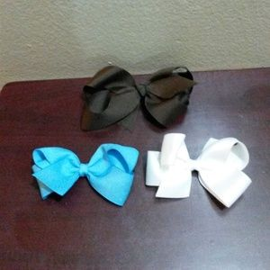 Other - Hair Clip Bows Lot